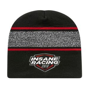 Variegated Striped Beanie