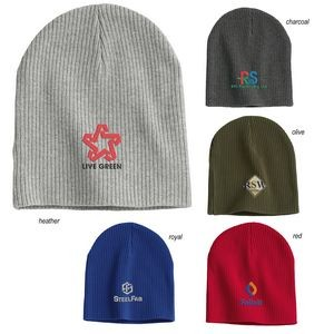 Sportsman Soft Wide-Ribbed Beanie